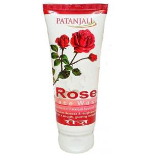 Patanjali rose facewash 60gm