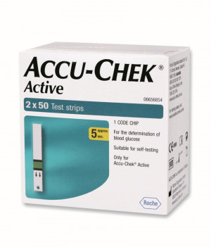 Accu-Chek Active Strip