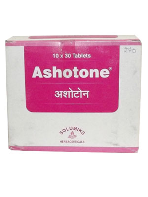 Solumiks Ashotone 30 Tablets