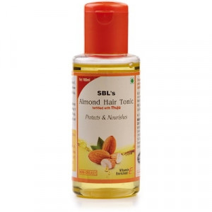 SBL Almond Hair Tonic Oil