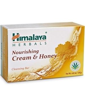 Himalaya Herbals Cream And Honey Nourishing Soap 125g