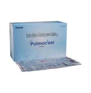 Pulmoclear Tablet 10's