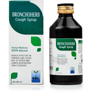 SBL Bronchoherb Cough Syrup