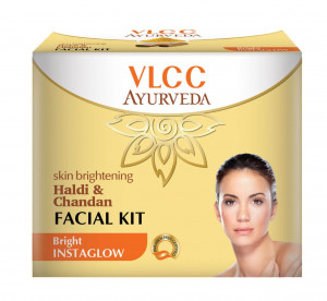 SKIN BRIGHTENING HALDI & CHANDAN FACIAL KIT
