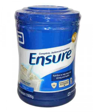 ENSURE POWDER VANILLA 1KG