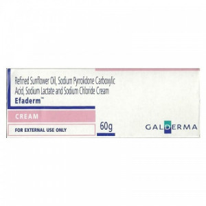 Efaderm Cream 60gm