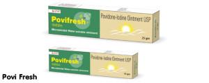 Povifresh Ointment 25g