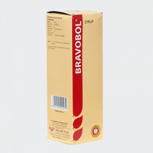 Bravobol Syrup (200ml)