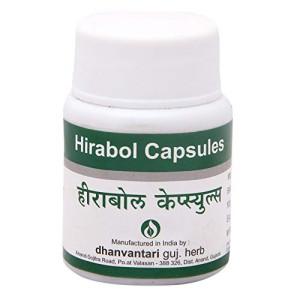 Hirabol 30 Capsule
