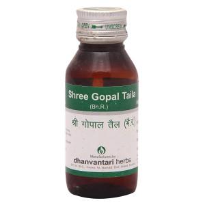 Shree Gopal Taila 50ml