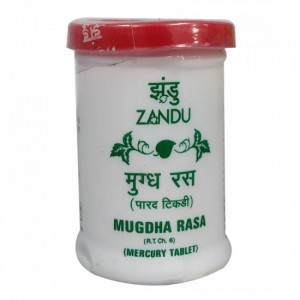 Zandu Parad 35 Tablets