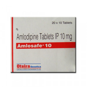 Amlosafe 10 Tablet 10's