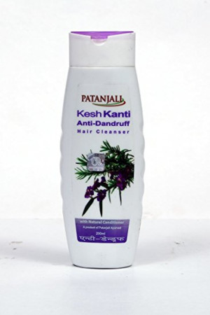 Patanjali keshkanti anti dandruff hair cleanser 200ml