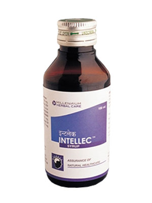 Millennium Intellec Syrup 200ml