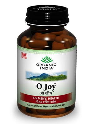 Organic India O Joy 30 Capsules