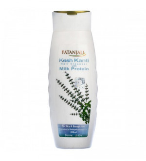 Patanjali keshkanti milk protein hair cleanser 200ml