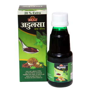 Adulsa Syrup-120 ml
