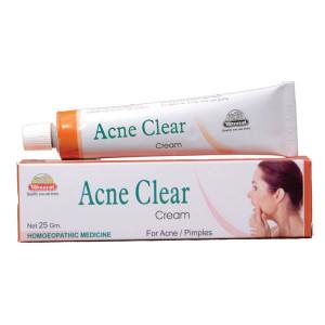 Wheezal Acne Clear Cream