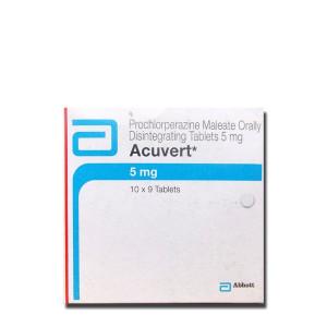 ACUVERT 5 MG TAB(Prochlorperazine (5mg)