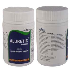 ALURETIC (100 TABLETS)