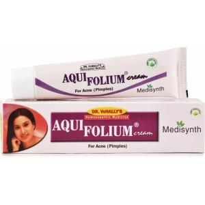 Medisynth Aqui Folium Cream