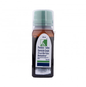 Betadine gargle 2% mint 50ml