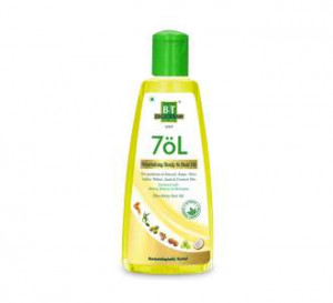 Boericke and Tafel 7OL Nourishing Scalp & Hair Oil