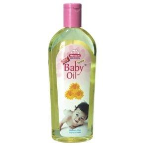 Wheezal Calendula Baby Skin Oil