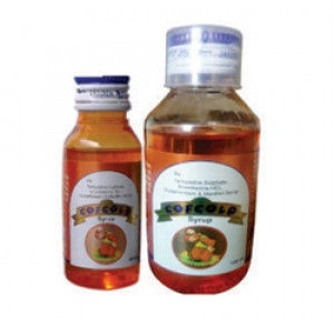 Cough Syrup Cof Cold 100ml