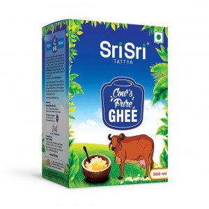 SRI SRI COW'S PURE GHEE 200ML
