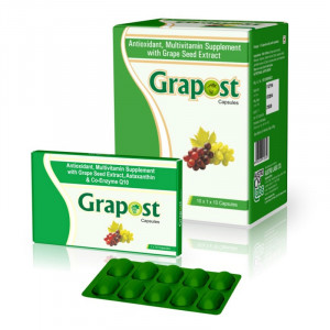Grapost Capsules (Pack of 100 capsule)