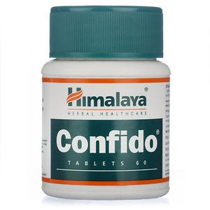 Himalaya CONFIDO TABLET 60 TAB