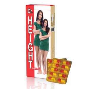 Dr.Height Capsules 10*10(Pack of 100Nos)