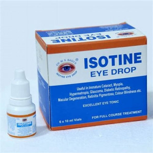 Isotine Eye drop 10ml