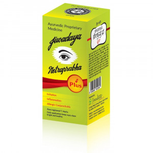 JIWADAYA NETRAPRABHA EYE DROPS 15ML