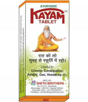 Kayam Tablet 10's