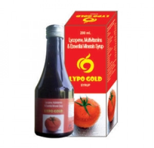 Multivitamin Syrup Lypo Gold 200ml