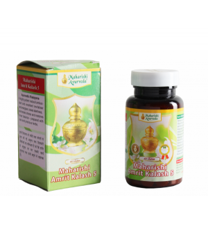Maharishi Amrit Kalash - 5 (60 Tablets)