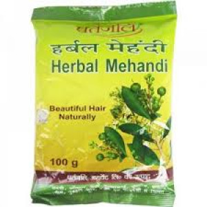 Patanjali herbal mahedi 100gm