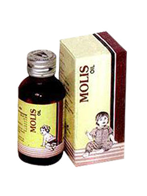 Molis Oil 60ml*3( Ayurvedic treatment for Bone growth, blood circulation, nerve growth)