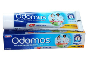 Odomos Mosquito Repellent Cream 100g