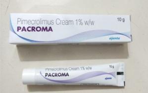 Pacroma Cream 10g(Pimecrolimus (1% w/w)