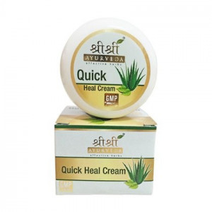 SRI SRI QUICK HEAL CREAM 25GM