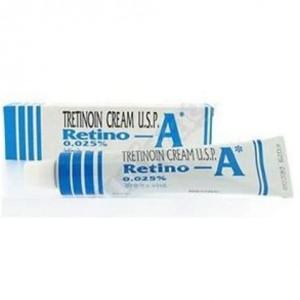 Retino-A 0.025% Cream 20g(Tretinoin (0.025% w/w)