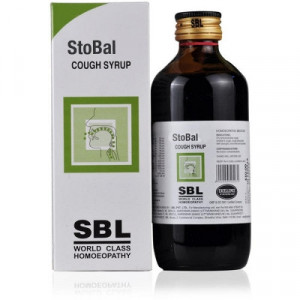 SBL Stobal Cough Syrup