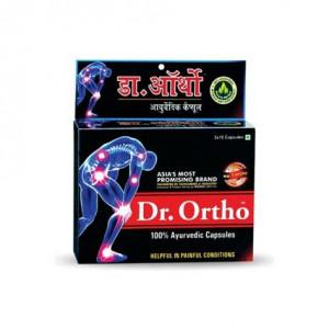 DR ORTHO 100% AYURVEDIC 3*10 CAPSULE