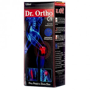 DR.ORTHO OIL 120ML HELPFUL IN PAINFUL CONDITION
