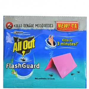 Allout Flash Guard