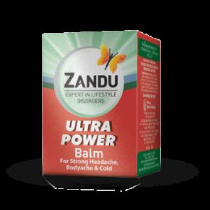 Zandu Balm UltraPower 8ml