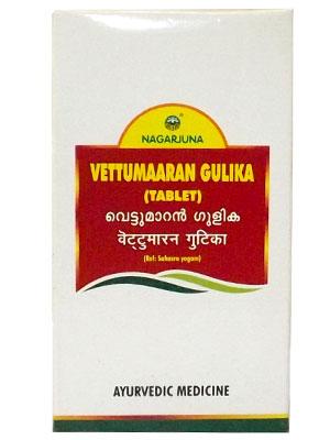 Nagarjuna Vettumaran Gulika 100Nos